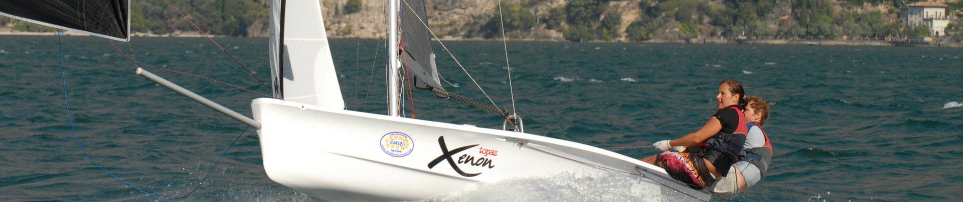 Topaz & Topper Sailboats